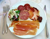 antipasto italian food