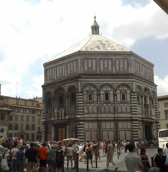 The Baptistery of San Giovanni, Florence