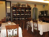 a traditional italian restaurant