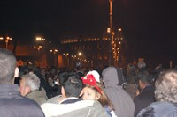 New Years Eve Piazza del Colosseo