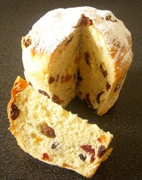Panetonne and Italian Christmas bread.10