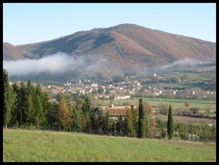 Pictures of Rassina, Casentino Valley