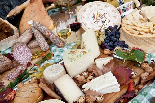 Traditional foods of Friuli Venezia-Giulia